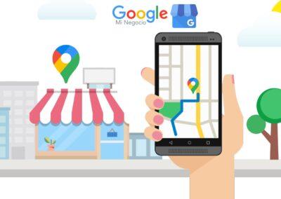Google – Mi Negocio para PYMES