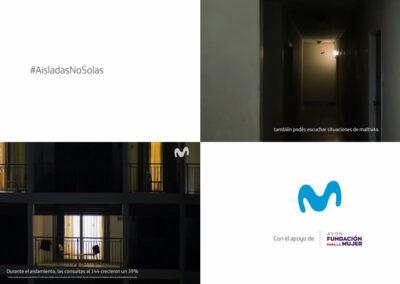 """Movistar + Fundación AVON para la mujer – """"Sonidos"""""""