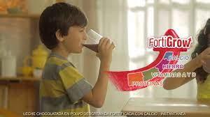 Nido FortiGrow de Nestlé