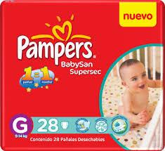 Pampers Baby San Super Sec