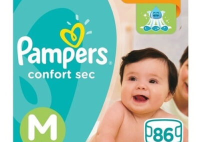 Pampers Extra Sec Pods