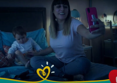 """Pampers – """"Mamis Influencers"""""""