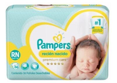 Pampers Recién Nacidos